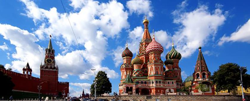Москва достопримечательности